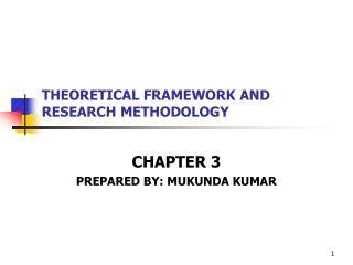 PowerPoint Presentation - Quantitative Research